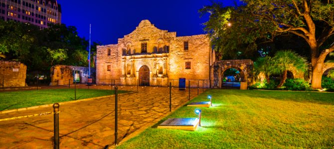 EXPLORE THE ALAMO WITH THE TRAVELING SENIORS