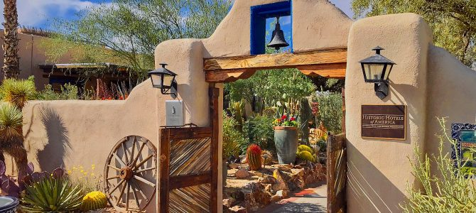 VISIT OLD LUXURY: HISTORIC HACIENDA DEL SOL GUEST RANCH RESORT