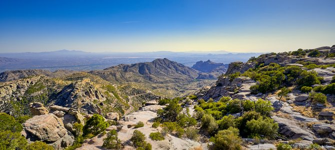 TAKE A BACKROADS TRIP: MOUNT LEMMON SCENIC BYWAY