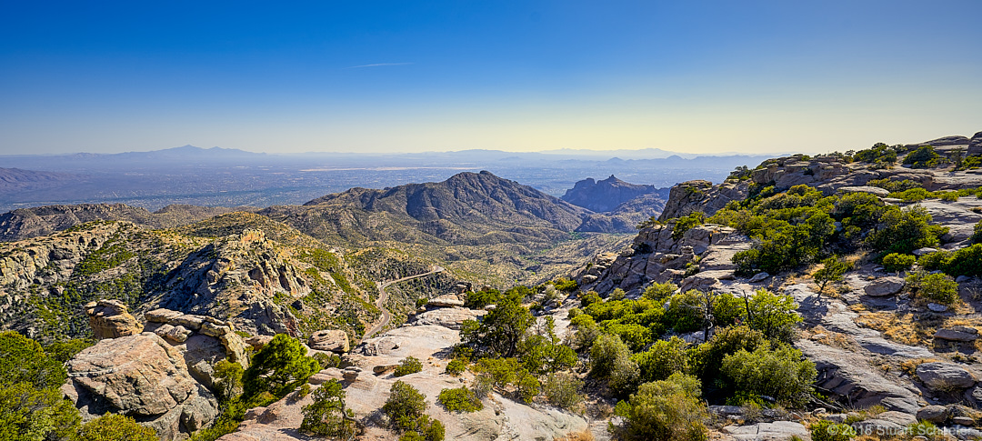 Mount Lemmon View