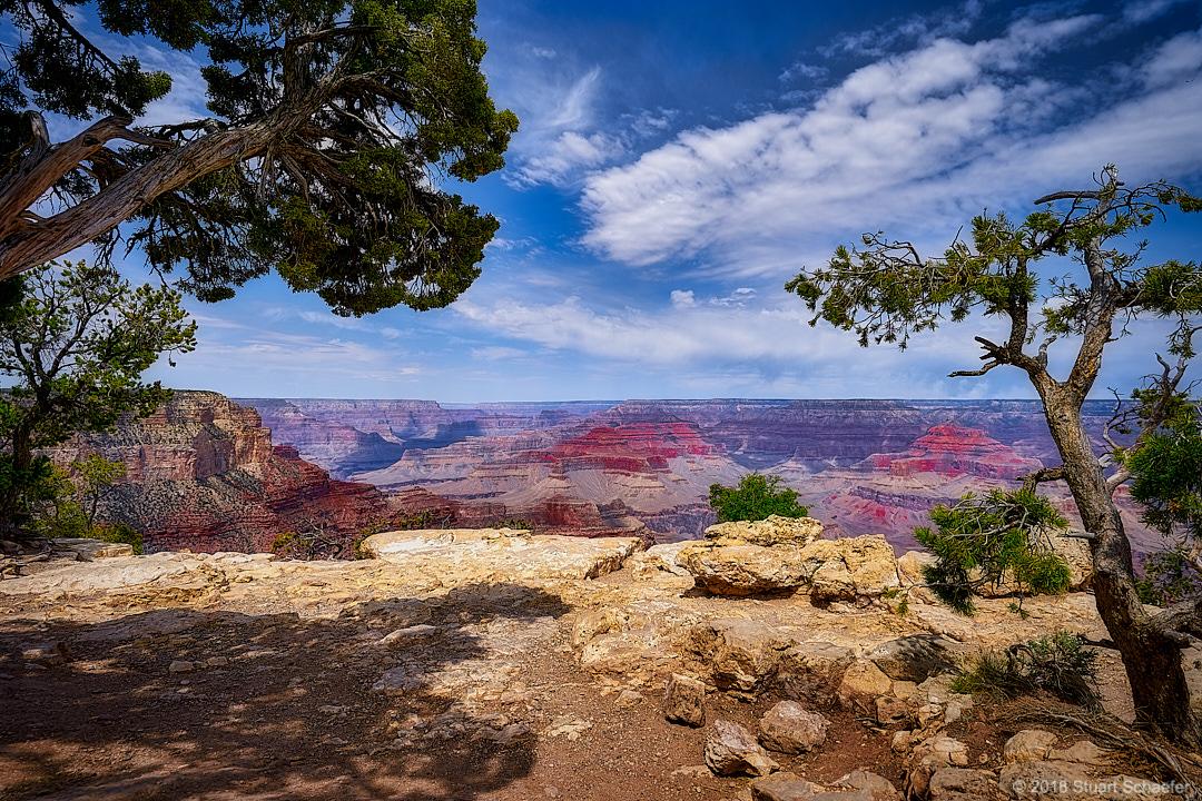 Grand Canyon View S. Rim
