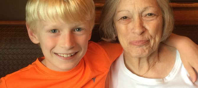 TRAVELING WITH GRANDCHILDREN