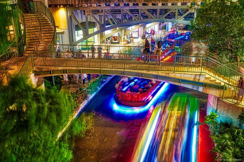 Riverwalk Nightlights